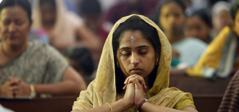 Wzrasta liczba chrześcijan w Indiach